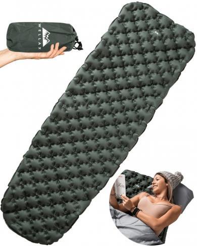 WELLAX Ultralight Air Sleeping Pad Review