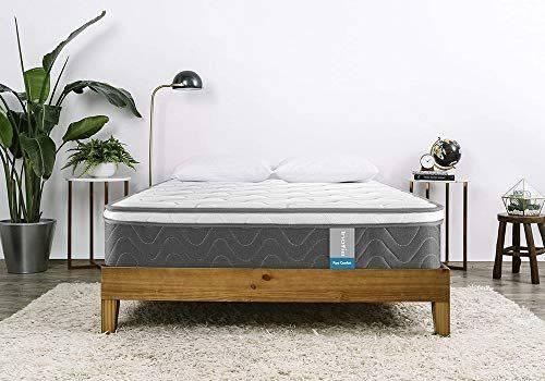 Inofia Sleeping 8 inch Hybrid Comfort Euro Top Innerspring Mattress