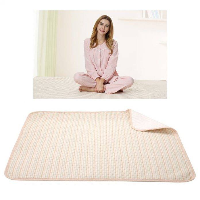 Menstrual Mattress Period Leak Proof Bed Pad – Breathable, Anti-slip and Comfortable