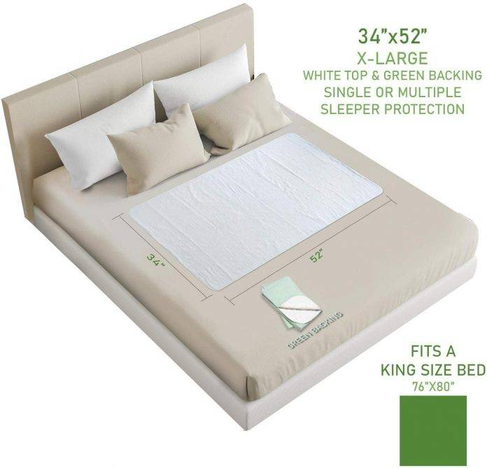 Nobles Premium Quality Bed Pad – Premium Quality Underpad at affordable price