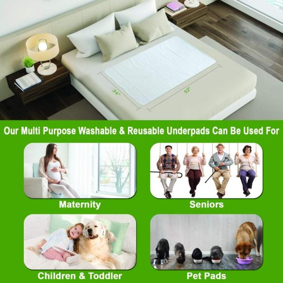 Nobles Premium Quality Bed Pad