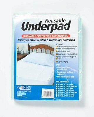 RMS Ultra Soft Incontinence Bed pads – Super-comfy and supportive