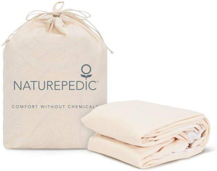 aturepedic Organic Waterproof Knitted Pad – Best and Budget-Friendly Option