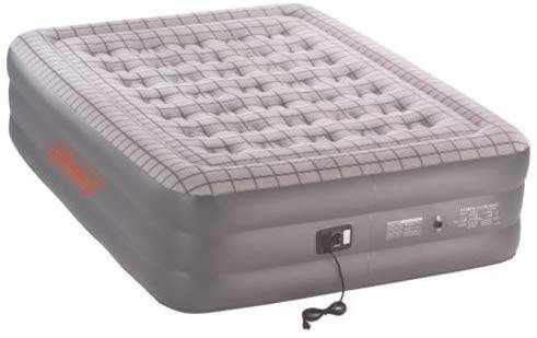 Coleman SupportRest Elite PillowStop Double-High Airbed