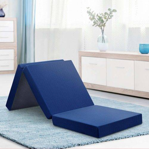 Milliard Tri Folding Memory Foam Mattress