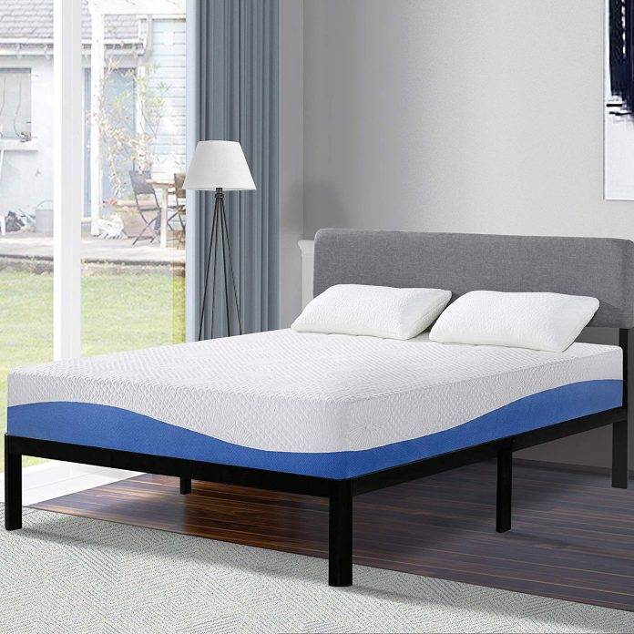 Olee Sleep Infused Layer Top Memory Foam Mattress