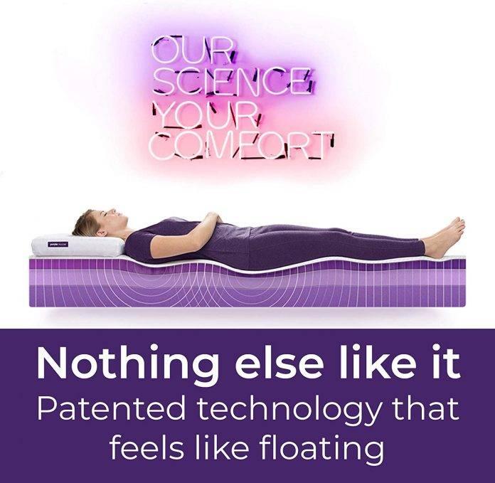 Purple Queen Mattress – Exceptionally quiet