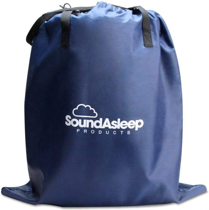 SoundAsleep Dream Series Air Mattress with ComfortCoil