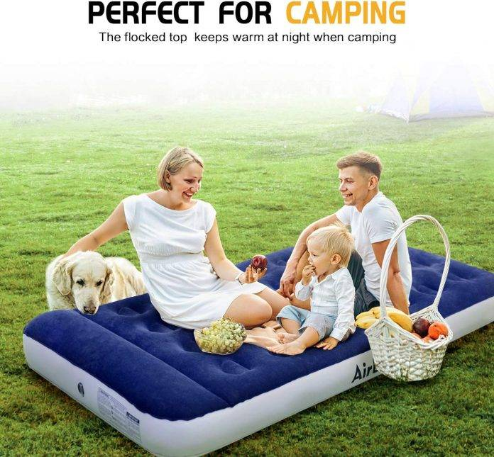 AirExpect Leak Proof Inflatable Mattress¸
