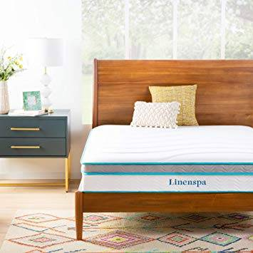 Linenspa Hybrid Memory Foam Mattress 10 inches - Affordable Comfort