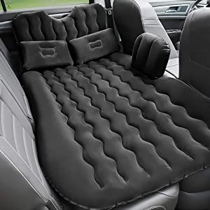 Car Travel Inflatable Air Mattress