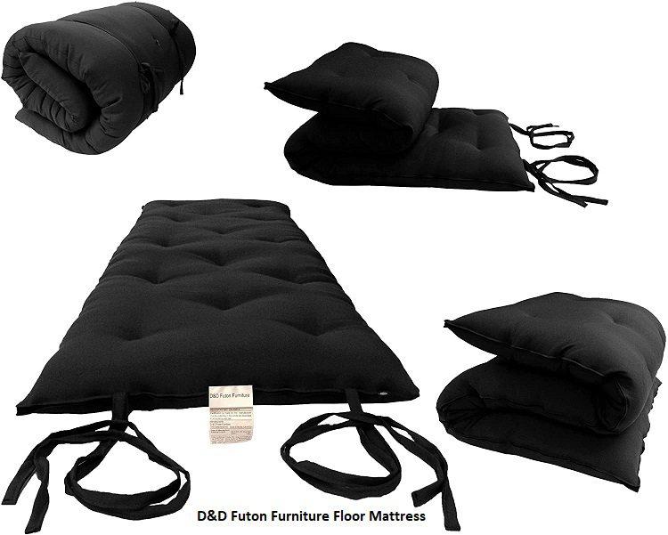 D&D Futon Furniture Floor Mattress