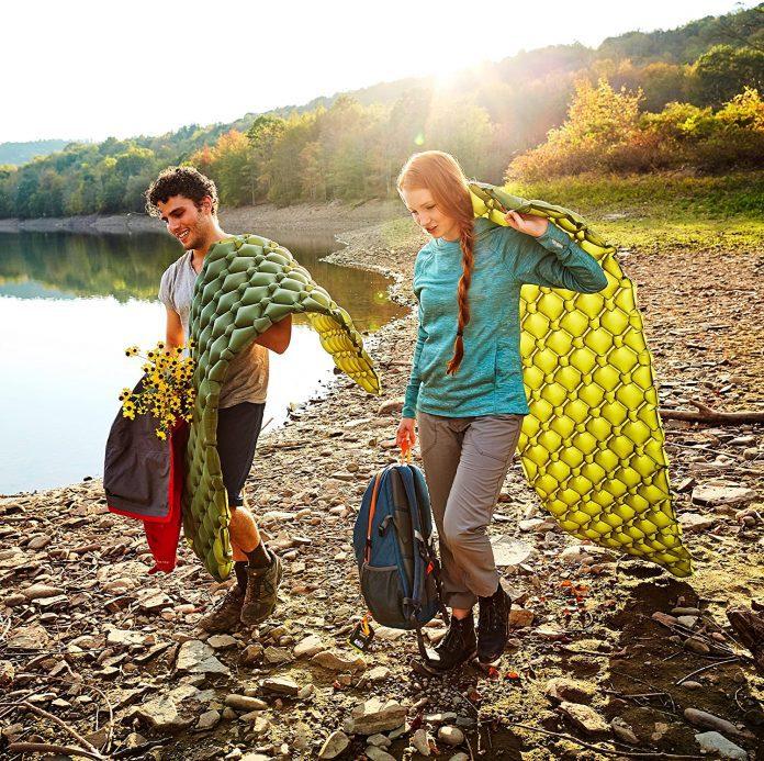 Delta Hiking Mattress Reviews CAMPING