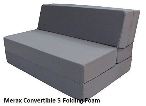 Merax Convertible 5-Folding Foam