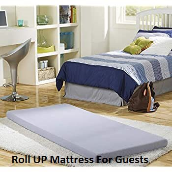 Roll UP Mattress For Guests