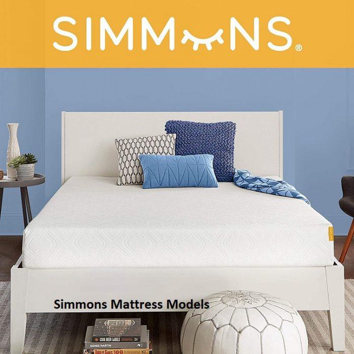 Simmons Mattress Models