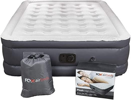 Fox Air Beds Plush High Rise Mattress