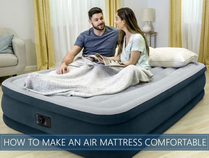 Top Rated Inflatable Mattress New York