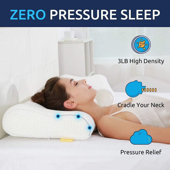 UTTU Sandwich Orthopedic Pillow